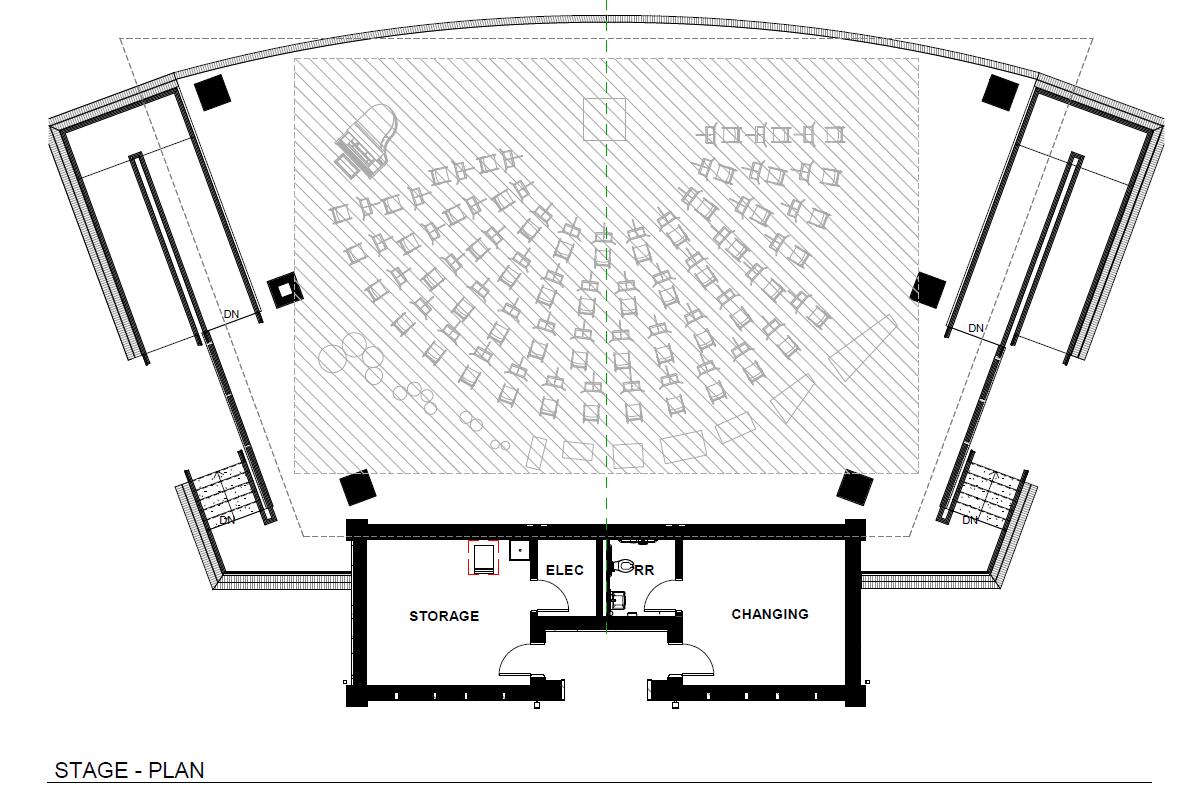 Stage - Plan
